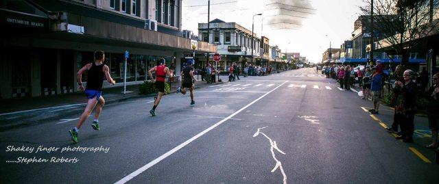 mackay street mile race greymouth